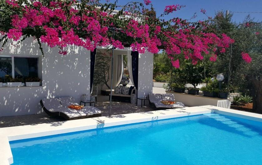 Location de vacances - Villa à Leuca
