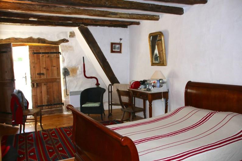 Location de vacances - Maison - Villa à Montagnac-sur-Lède - Chambre double