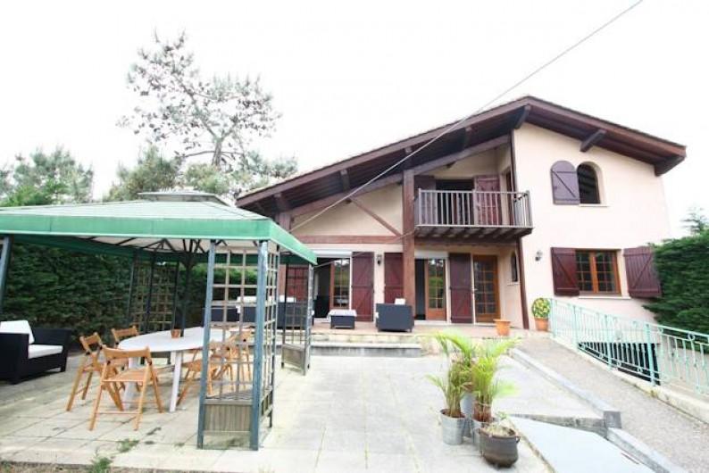 Location de vacances - Villa à Hourtin Plage