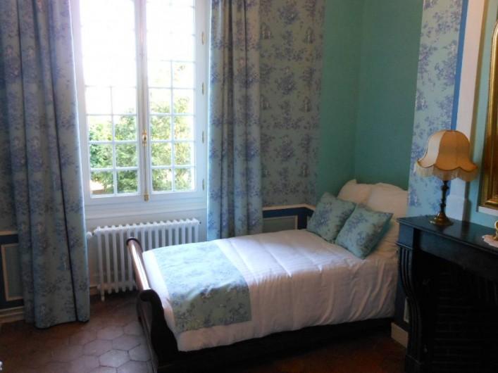 Location de vacances - Chambre d'hôtes à Bailleau-Armenonville - Chambre Madame de Maintenon de la suite des Favorites
