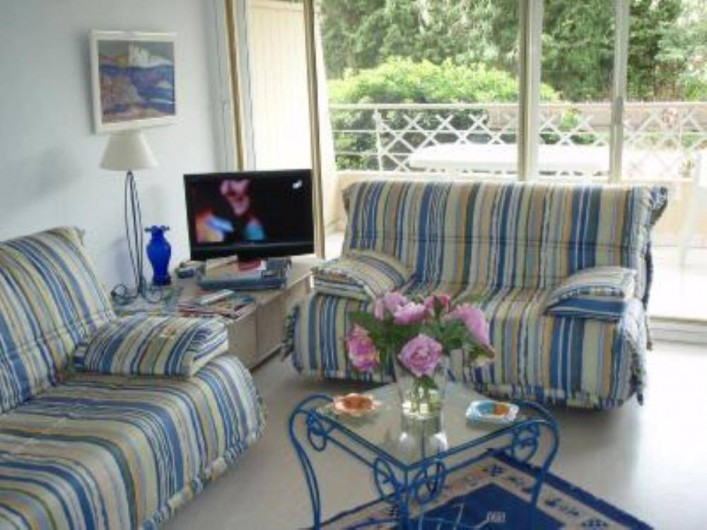 Location de vacances - Studio à Saint-Tropez