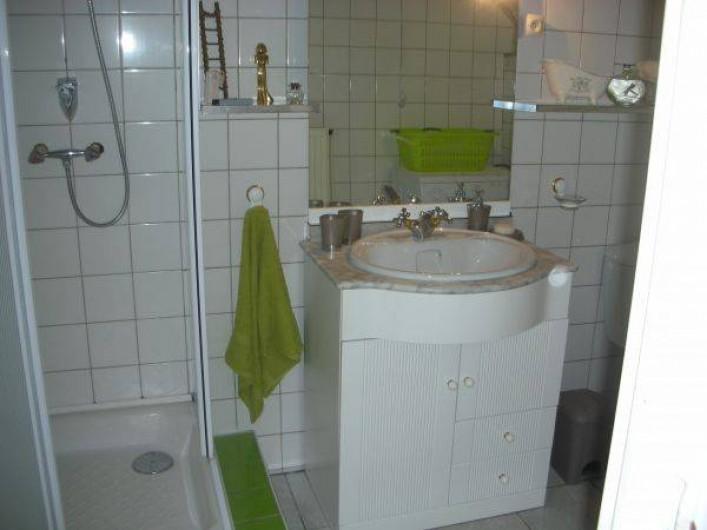 Location de vacances - Gîte à Holving - salle de bain