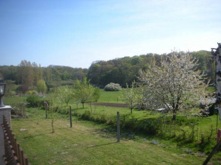 Location de vacances - Gîte à Holving - jardin