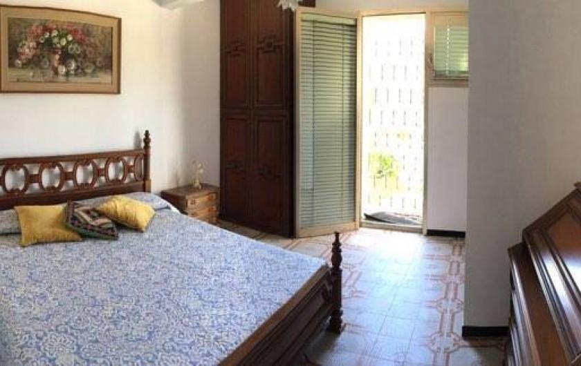 Location de vacances - Appartement à Alassio - chambre 1