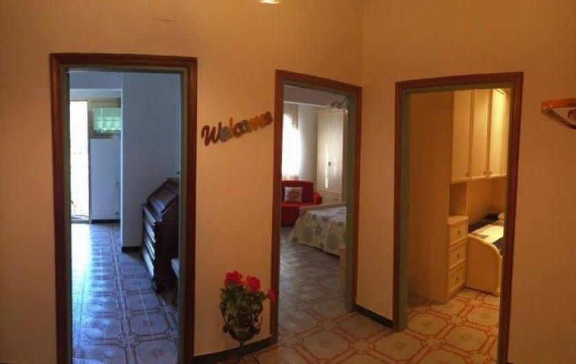 Location de vacances - Appartement à Alassio - l'entre