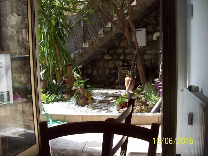 Location de vacances - Appartement à Alassio - le jardin