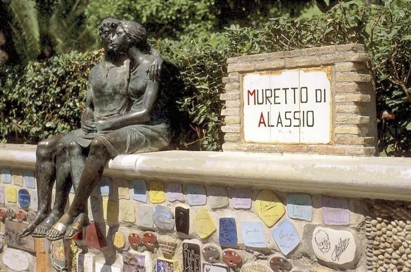 Location de vacances - Appartement à Alassio - il muretto di Alassio