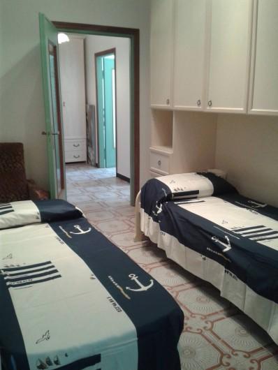 Location de vacances - Appartement à Alassio - chambre 3 (dans le couloir)