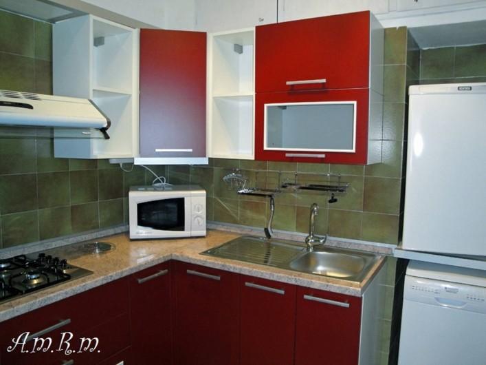Location de vacances - Appartement à Alassio - cuisine