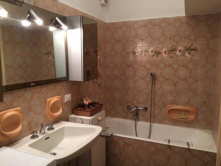 Location de vacances - Appartement à Alassio - salle de bain