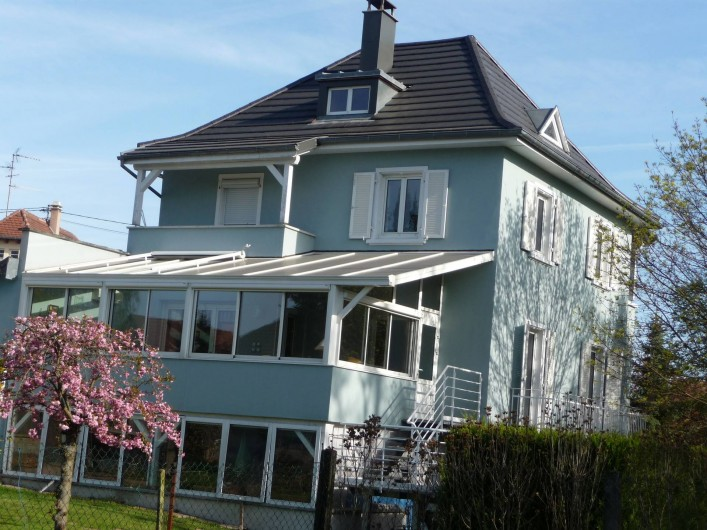 Location de vacances - Appartement à Ostwald