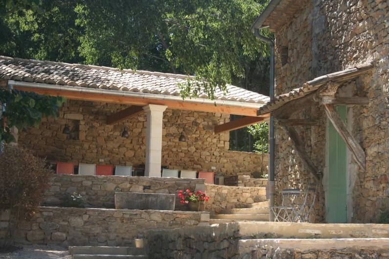 Location de vacances - Mas à Goudargues