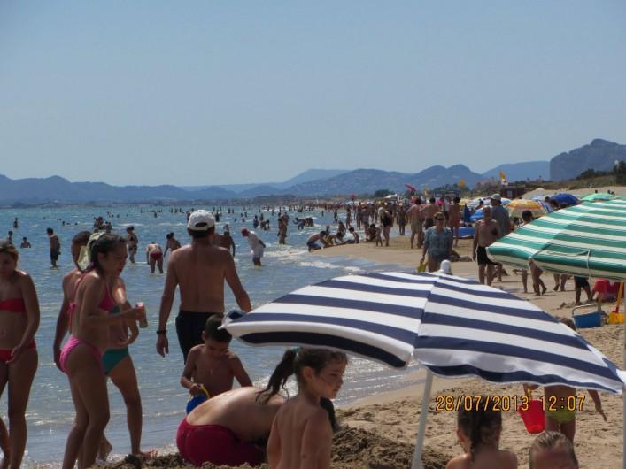Location de vacances - Appartement à Valence - Plage d'Oliva