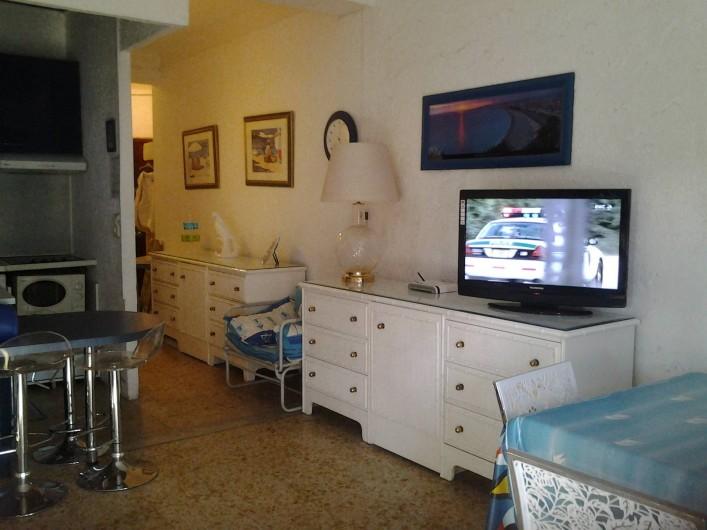 Location de vacances - Appartement à Cannes - COULOIR