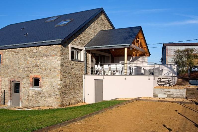 Location de vacances - Maison - Villa à La Roche-en-Ardenne