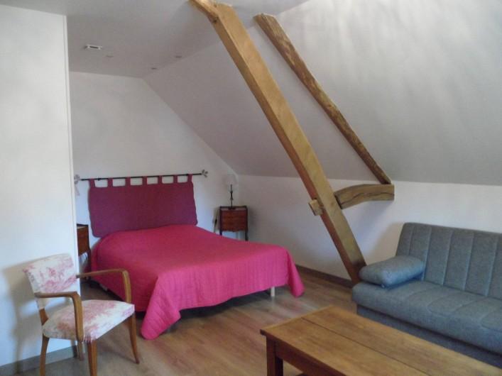 Location de vacances - Chambre d'hôtes à Jars - Chambre Artémis