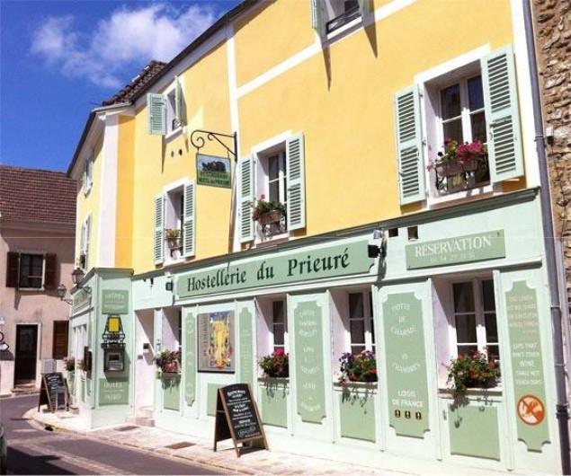 Location de vacances - Hôtel - Auberge à Saint-Prix
