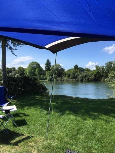 """Location de vacances - Bungalow - Mobilhome à Les Andelys - Emplacement Camping """"Privilège"""""""