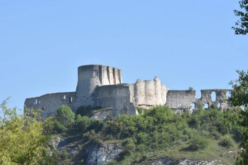 Location de vacances - Bungalow - Mobilhome à Les Andelys - Château Gaillard