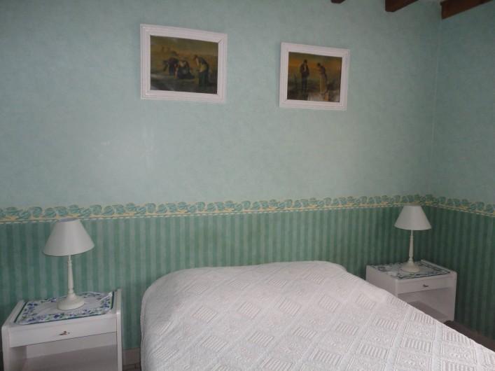 Location de vacances - Gîte à Frencq - Chambre  des parents