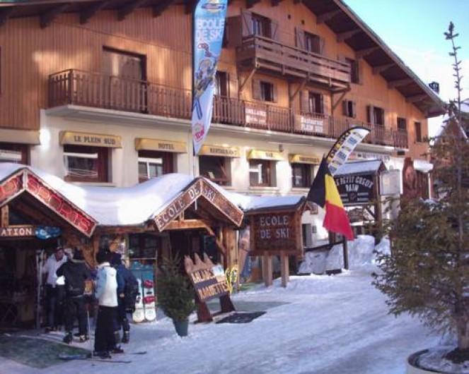 Location de vacances - Chalet à La Toussuire - La Touissuire une station familiale