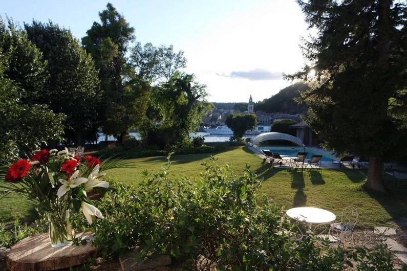 Location de vacances - Villa à Andancette - Face au Rhône