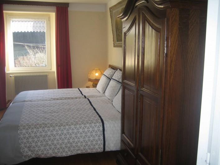 Location de vacances - Villa à Sondernach - chambre 3  du 1er étage