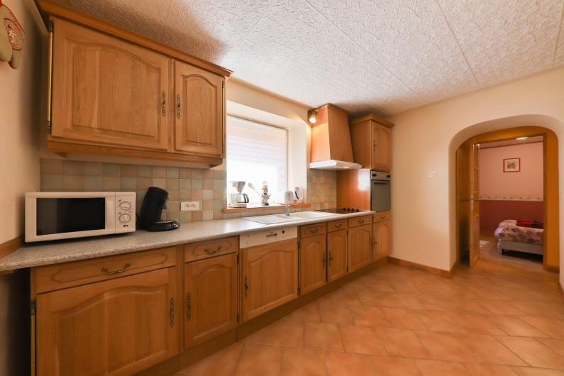 Location de vacances - Villa à Sondernach - salon