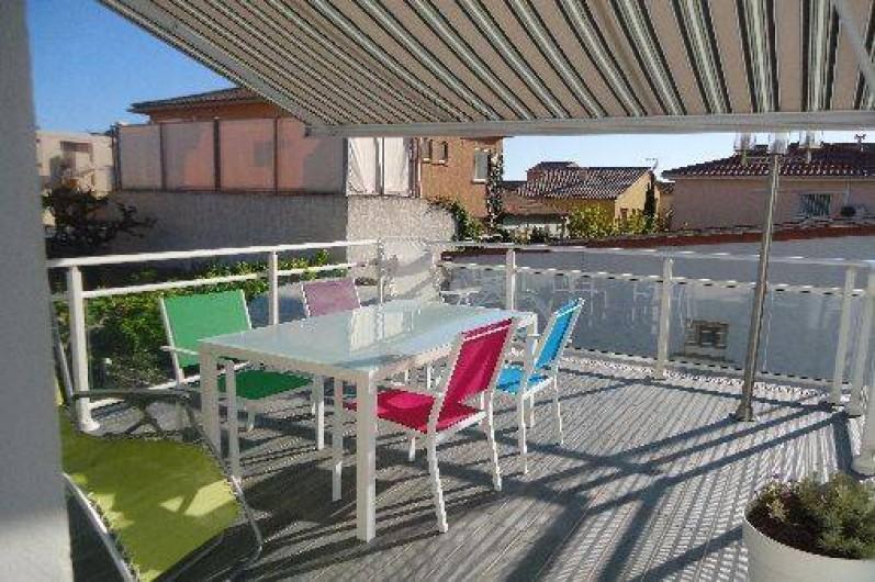Location de vacances - Appartement à Portiragnes