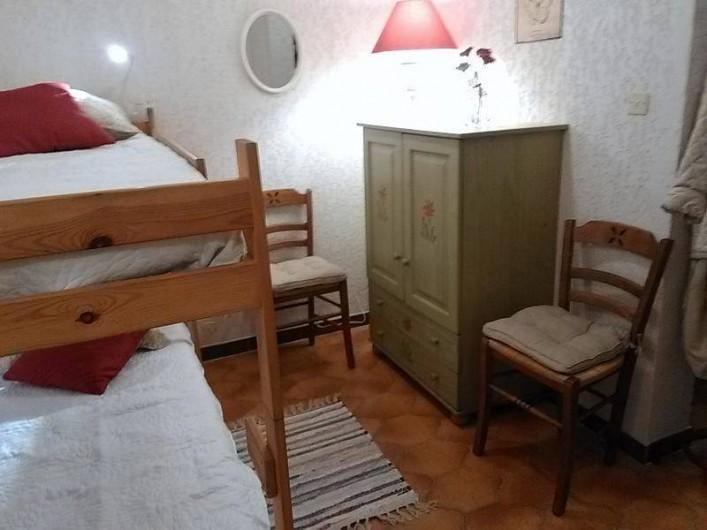 Location de vacances - Appartement à Saint-Mandrier-sur-Mer - chambr