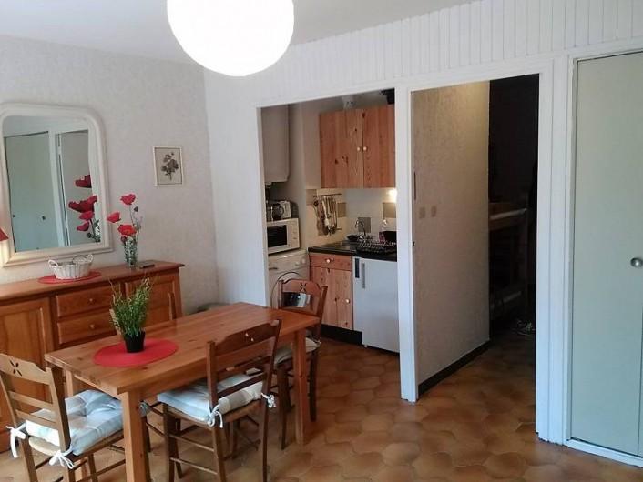 Location de vacances - Appartement à Saint-Mandrier-sur-Mer - Sejour