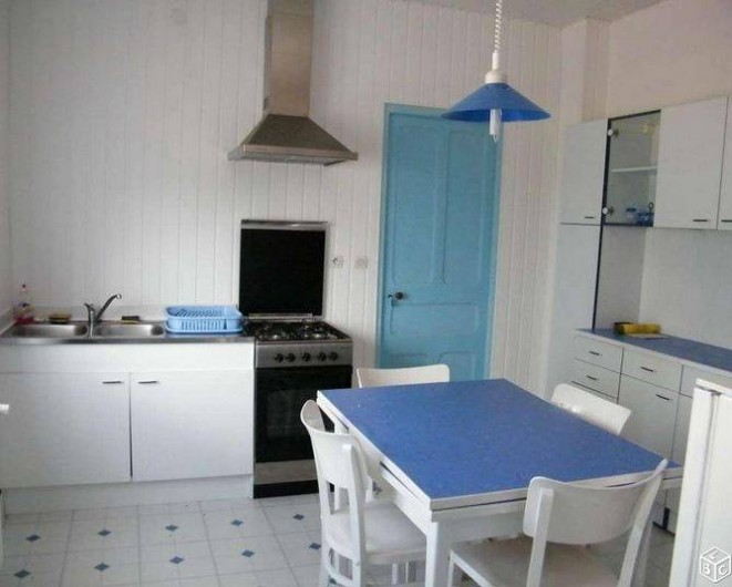 Location de vacances - Appartement à Saint-Pierre-Quiberon - Appartement de 30 m2