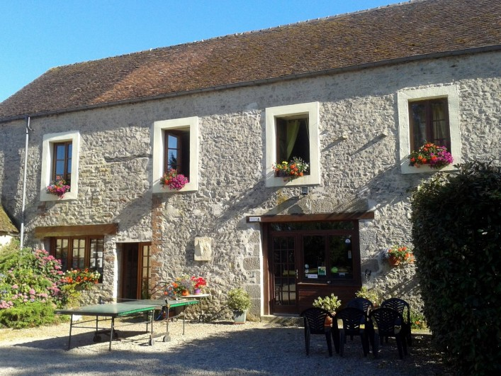 Location de vacances - Chambre d'hôtes à La Chapelle-prés-Sées - 5 chambres d'hôtes 3 épis                      gîte de france