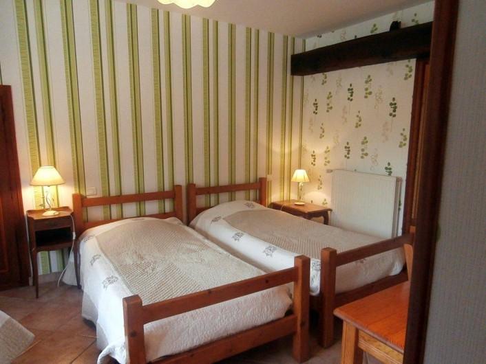 Location de vacances - Chambre d'hôtes à La Chapelle-prés-Sées - chambre shetland