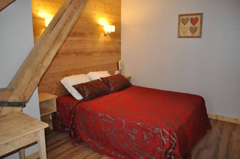 Location de vacances - Hôtel - Auberge à Thônes - Chambre double