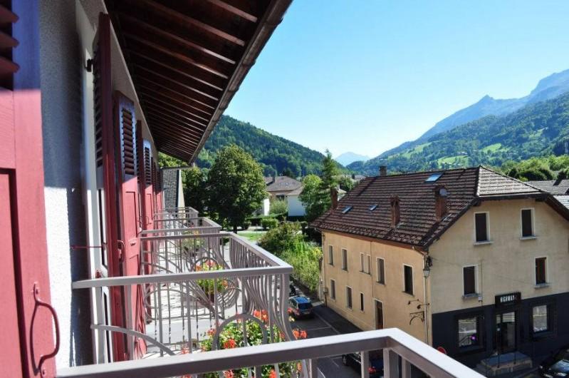 Location de vacances - Hôtel - Auberge à Thônes - Vue sur la ville