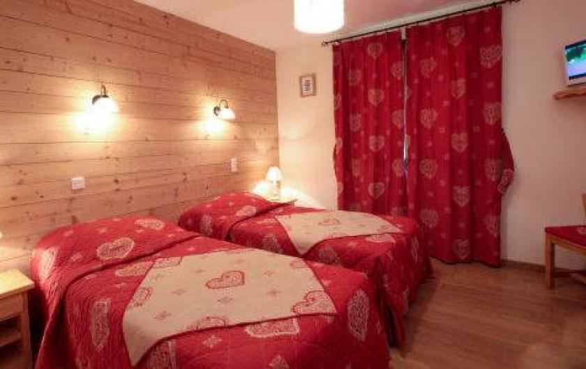 Location de vacances - Hôtel - Auberge à Thônes - Chambre Triple