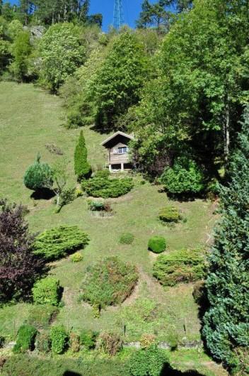 Location de vacances - Hôtel - Auberge à Thônes - Jardin