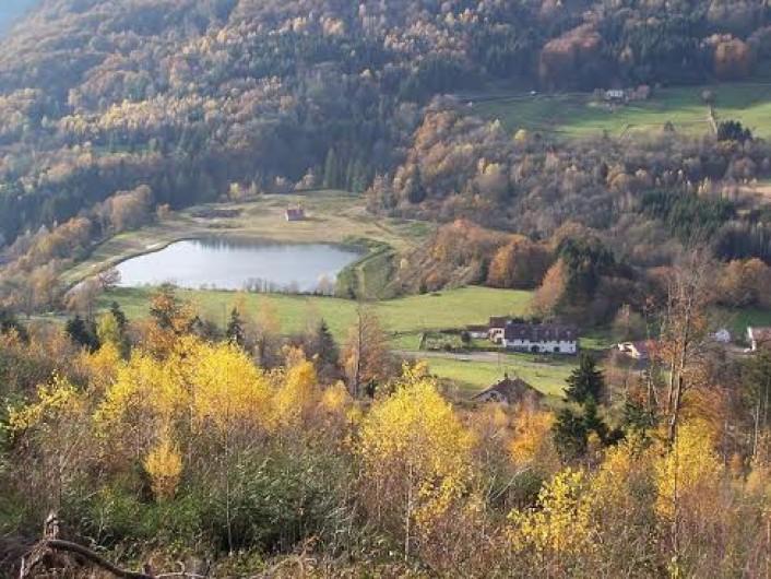 Location de vacances - Gîte à Ramonchamp