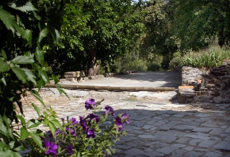Location de vacances - Gîte à Cros - terrain de pétanque