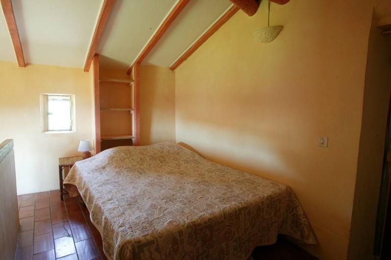 Location de vacances - Gîte à Cros - chambre