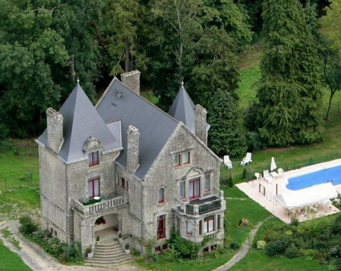 Location de vacances - Gîte à Langoëlan