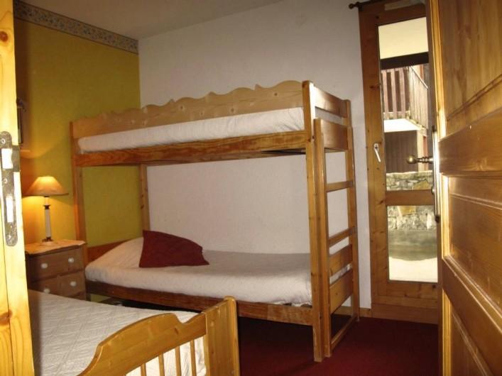 Location de vacances - Appartement à Valmorel - Chambre enfants