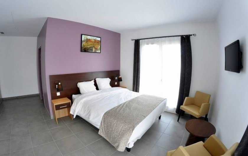 Location de vacances - Hôtel - Auberge à Cuxac-d'Aude