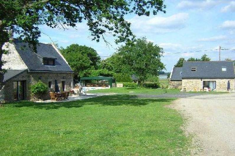 Location de vacances - Gîte à Sainte-Hélène