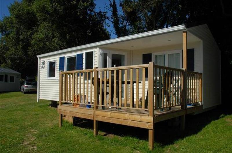 Location de vacances - Camping à Bénodet
