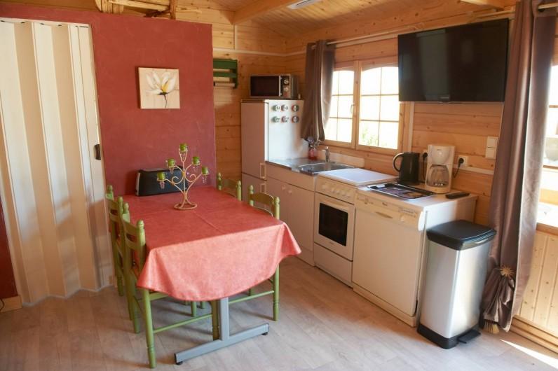 Location de vacances - Bungalow - Mobilhome à Plounéour-Trez
