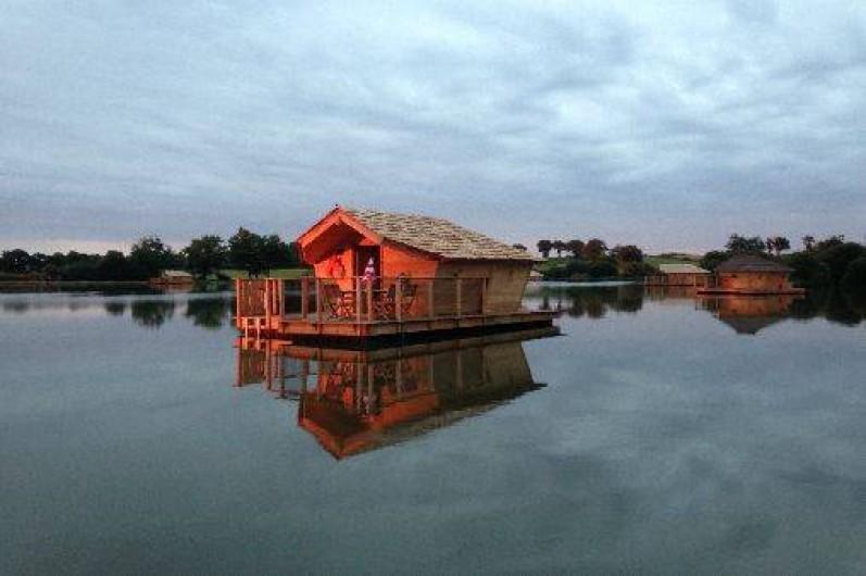 Location de vacances - Insolite à Pressac - Lever du soleil sur Alizée