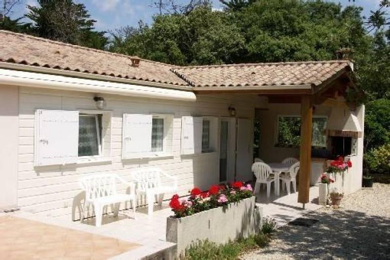Location de vacances - Maison - Villa à La Menounière