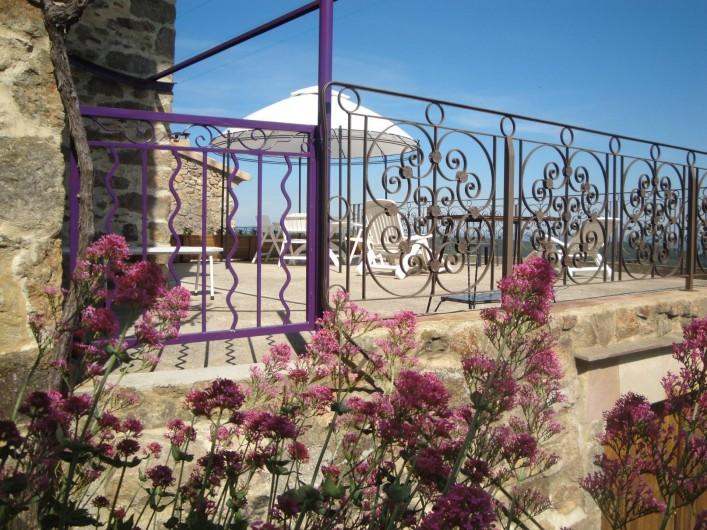 Location de vacances - Gîte à Joux - La Féneïre